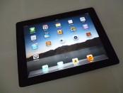 bild på iPad