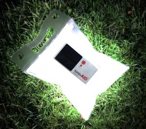 Luminaid Solcellslampa från Coolstuff