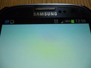 Samsung mobiltelefon